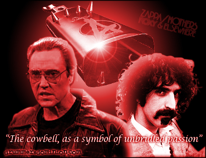 Zappa Cowbell